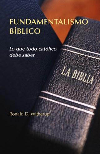 Fundamentalismo bíblico