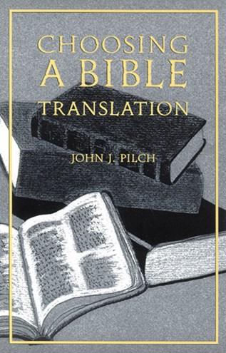 Choosing a Bible Translation