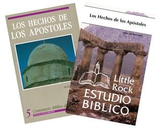 Hechos de los Apóstoles—Paquete de Estudio
