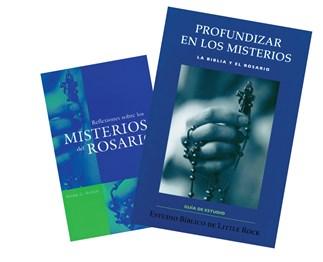 Profundizar en los Misterios: La Biblia y el Rosario—Paquete de Estudio