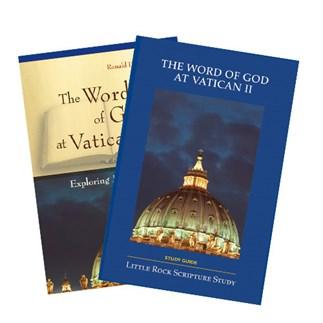 The Word of God at Vatican II Study Set