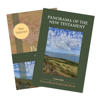 Panorama of the New Testament—Study Set
