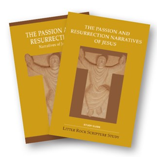 The Passion and Resurrection Narratives of Jesus—Study Set