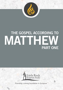 The Gospel According to Matthew, Part One