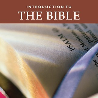 Introduction To The Bible—Video Lectures