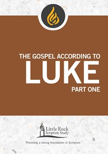 The Gospel According to Luke, Part One